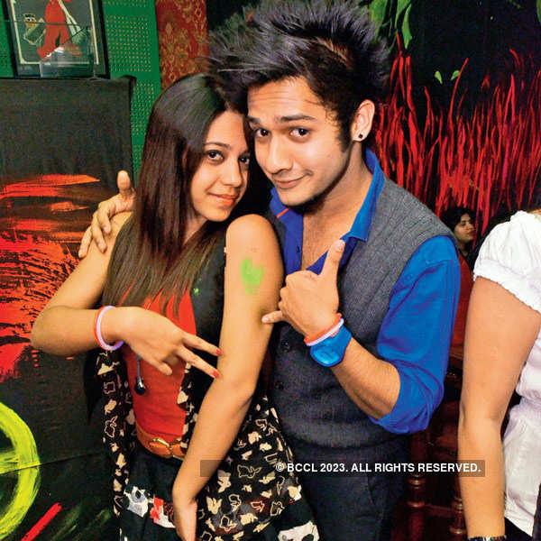 Bhopal's lovebirds celebrate Valentine's Day