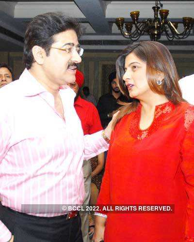 Sandeep Marwah's party