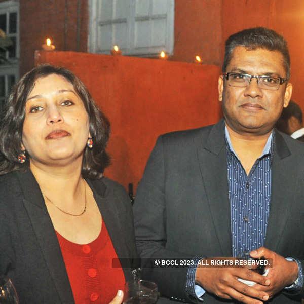 Bhaichand Patel's party