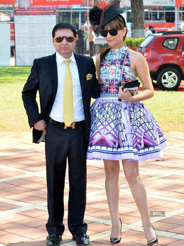 Celebs at Poonawalla race