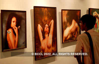 Exhibition by Bengal Painters