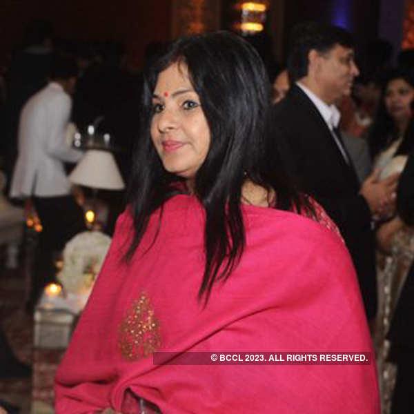 Prashant & Kalpana's wedding anniversary