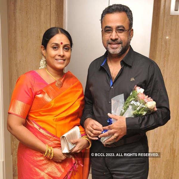 Ramya weds Aparajith Jayaraman