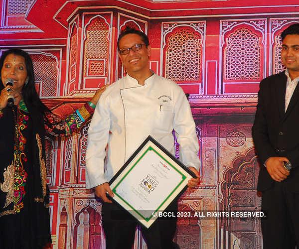 Times Food Guide Awards '14 - Jaipur: Winners