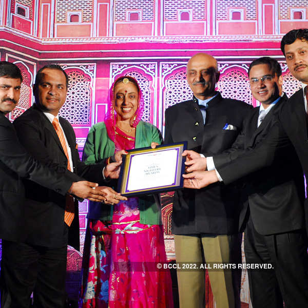 Times Nightlife Awards '14 - Jaipur: Winners