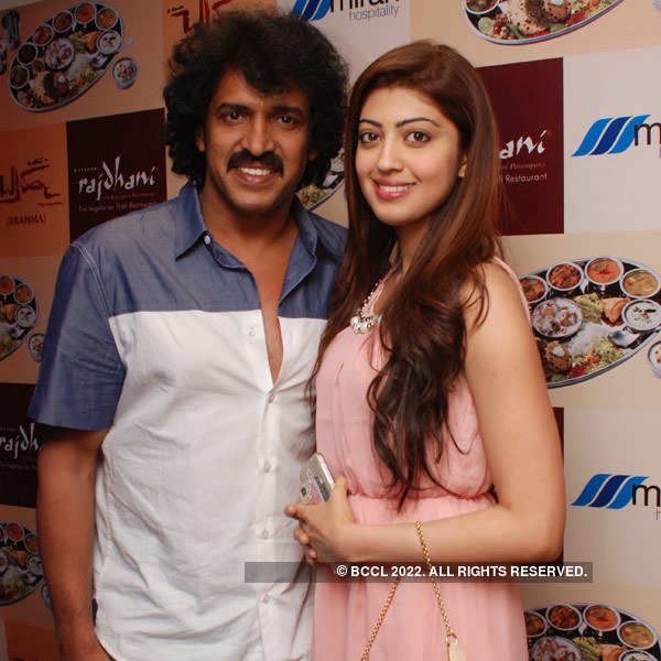 Upendra bonds with fans