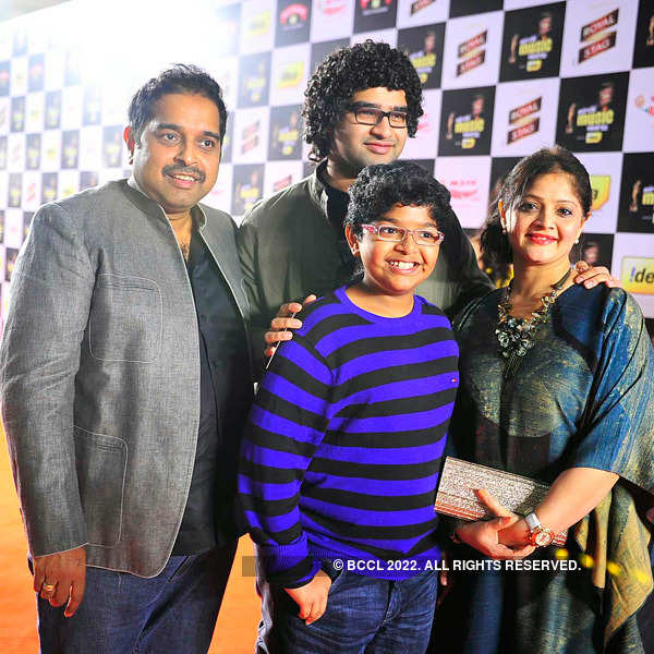 Mirchi Awards '14 - Red Carpet