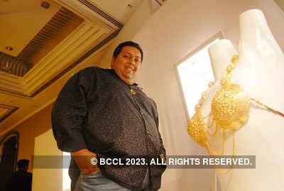 Gold collection at Taj