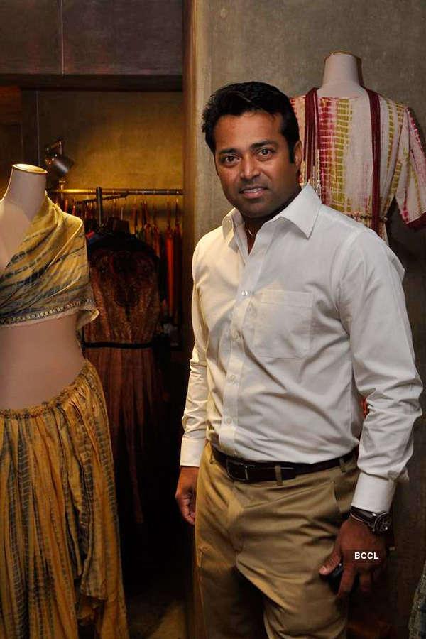 Urvashi Kaur's collection launch