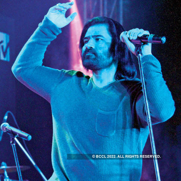 Shafqat Amanat Ali's concert