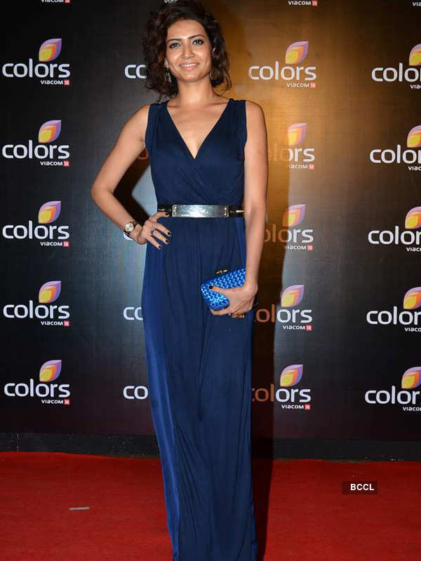 Celebs at Colors party