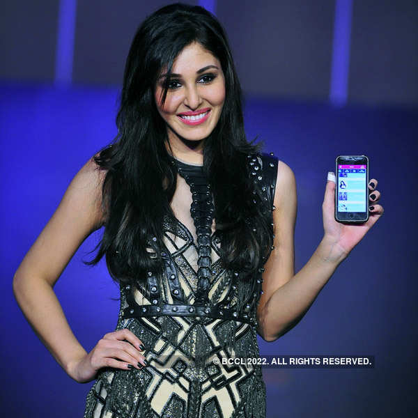 Pooja Chopra unveils the Miss India app