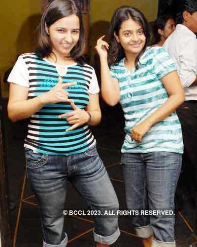 Ashwin Balani's party
