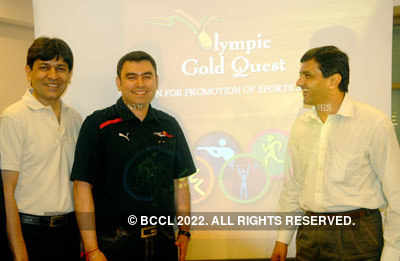 CCI Olympic Gold Quest