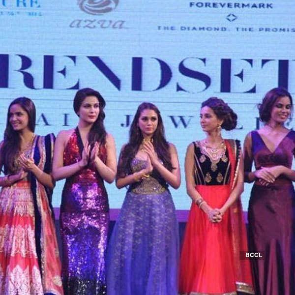 Showstopper Ankita Shorey dazzles