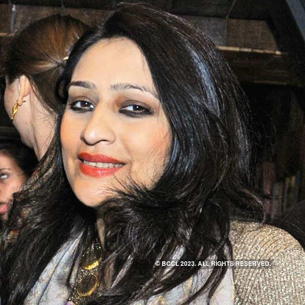Nalin Gupta's birthday party