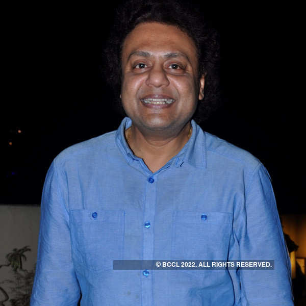 Tollywood celebs at a terrace party
