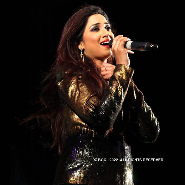 Shreya Ghoshal at Nagpur Mahotsav