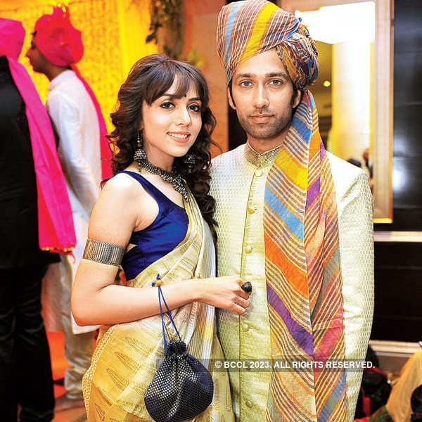 Ruslaan Mumtaz's romantic moments with wife Nirali