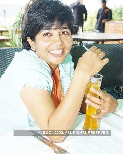 Sharmila's b'day