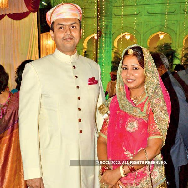 Safina-Altaf's nikah ceremony