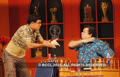 Marathi play: 'E Bhau..'