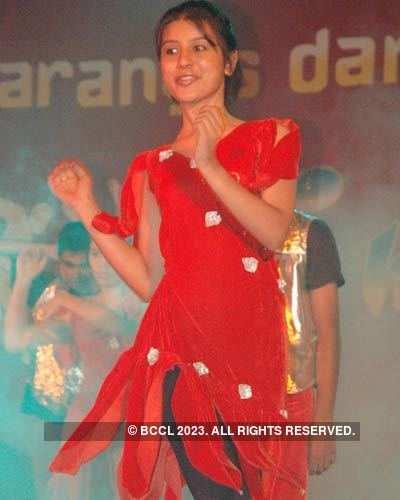 Atul's dance