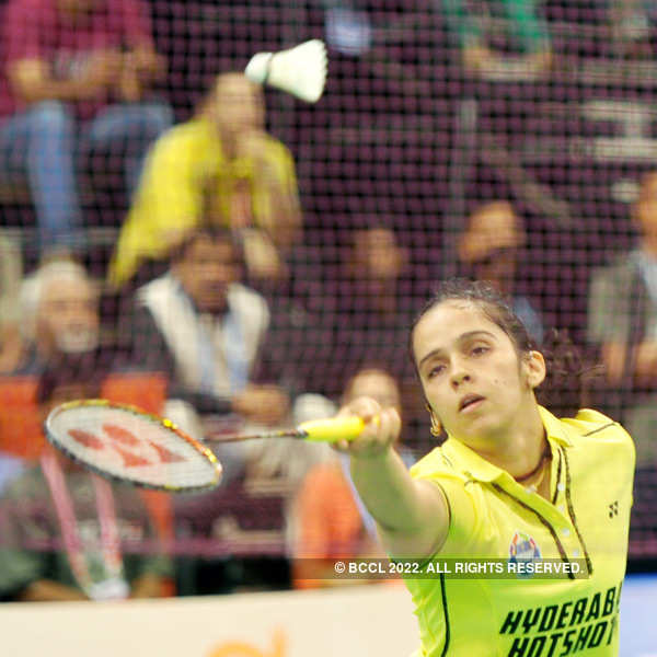 Saina crashes out in quarters of All England Championship
