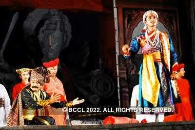 Play: Life of Shivaji