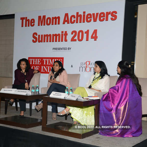 Mom Achievers Summit 2014