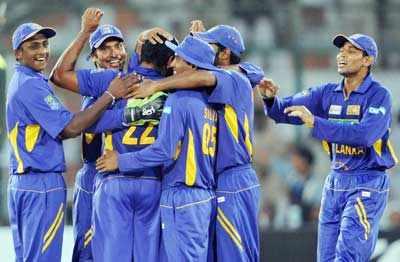 Asia Cup: Lanka beat Pak