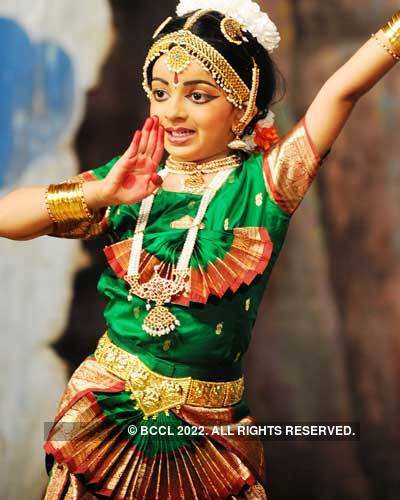 Dance concert by Sruuthi