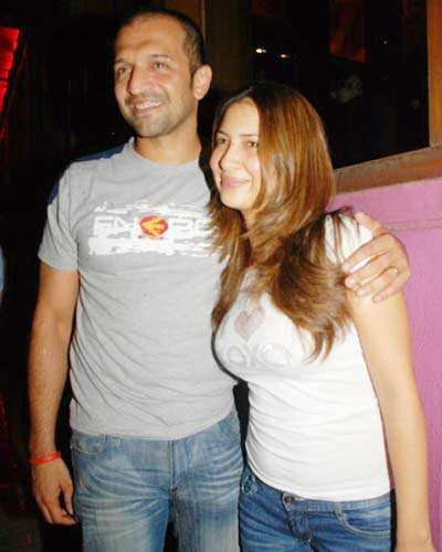 Shruti at Hard Rock Cafe