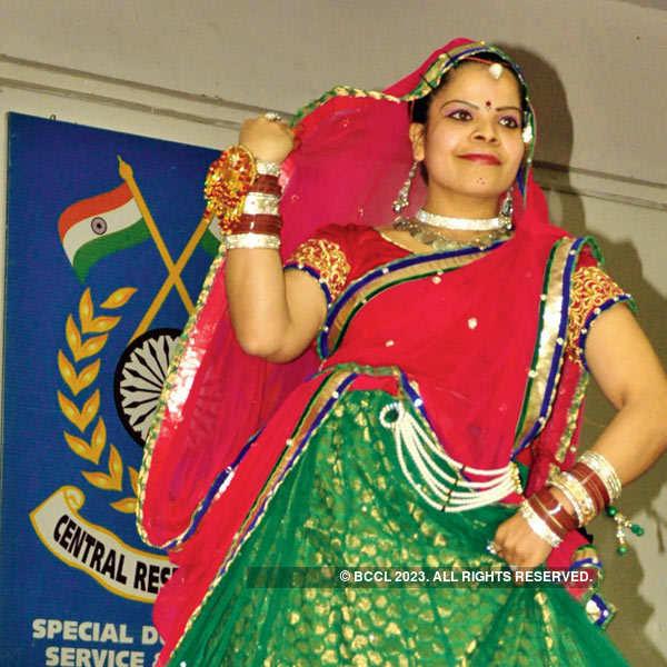 CRPF celebrates Women's Day