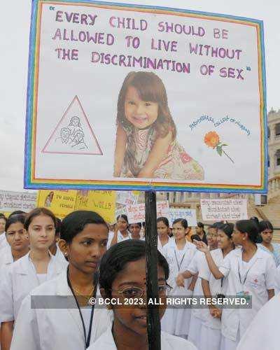 Rally: Save Girl Child