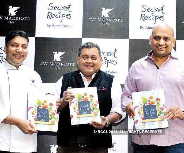 JW Marriott Pune launches Secret Recipes