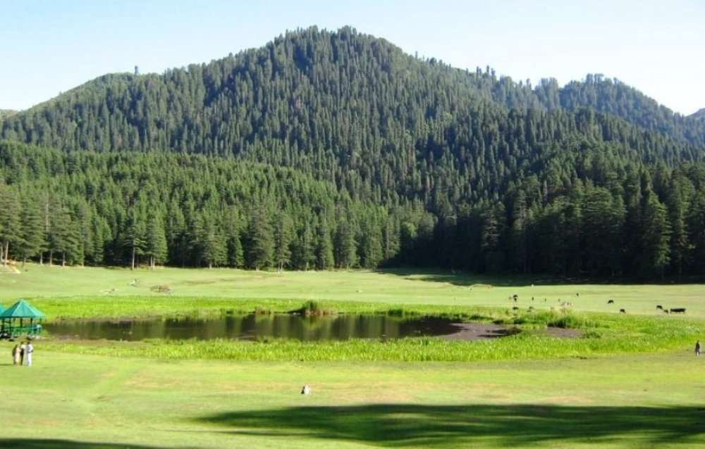 Khajjiar - Chamba: Get the Detail of Khajjiar on Times of India Travel