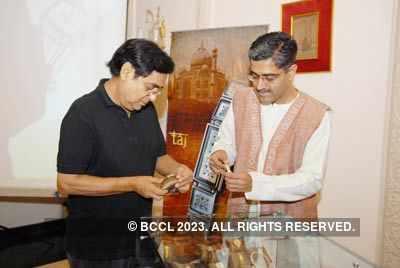 Jagjit at a press meet