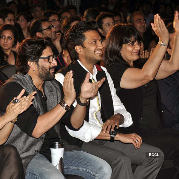 Celebs at Ghanta Awards '14