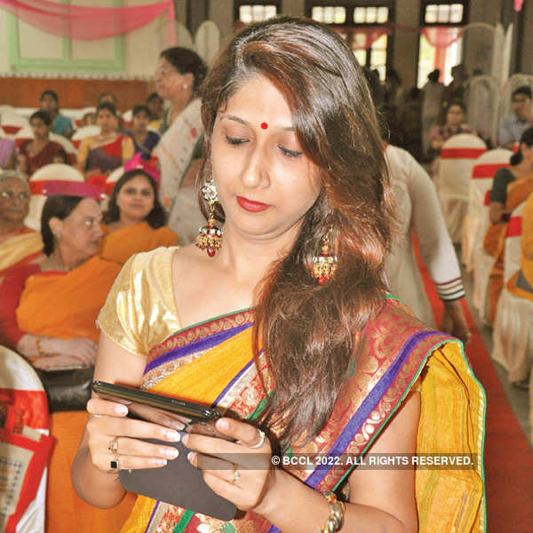 Pre-Holi party by Bihar Council of Women