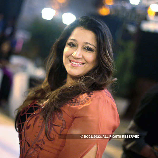Deepa Arora's birthday bash in Delhi