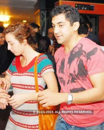 Somani's party