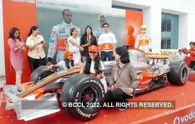 McLaren F1 launch