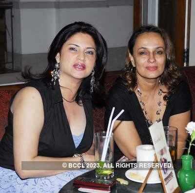 Anu Ranjan's party