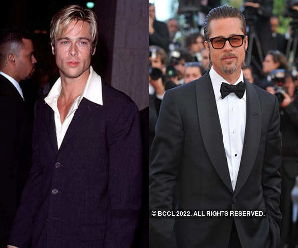 Celebs: Then and Now