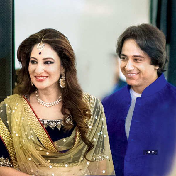 Rakshanda weds Sachin Tyagi