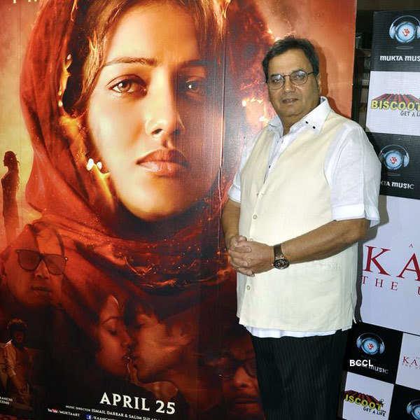Kaanchi: Music launch