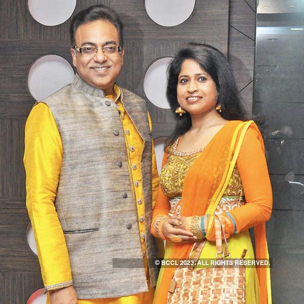 Arindam Sil's birthday party