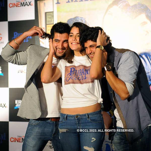Purani Jeans: Trailer launch