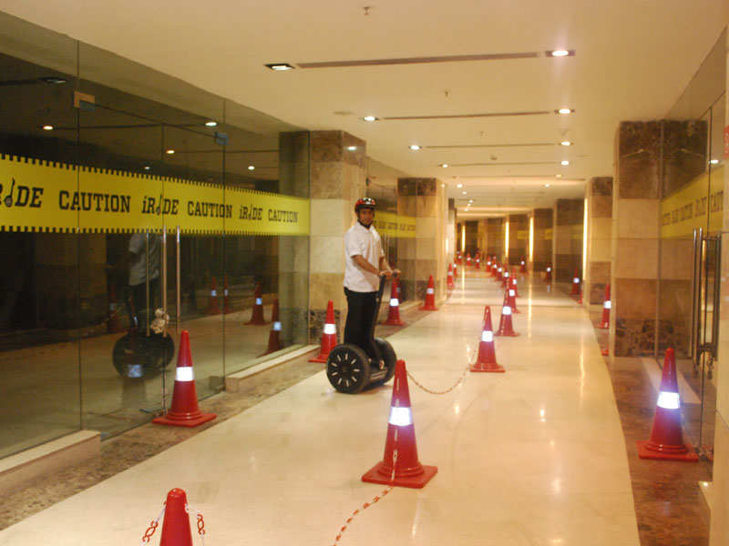 Segway Mall Trawl